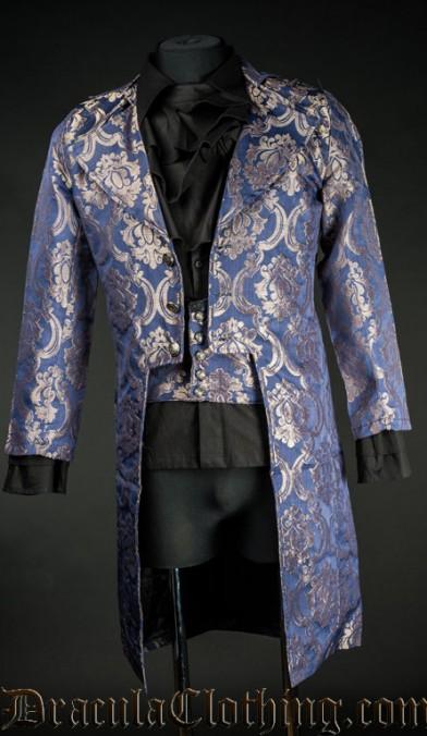 Blue Royal Tailcoat