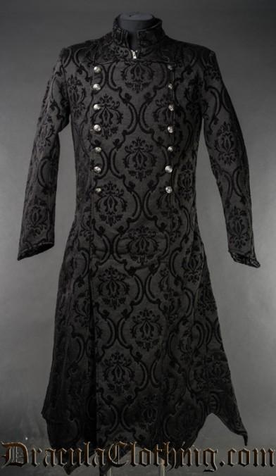 Brocade Naval Officer Coat