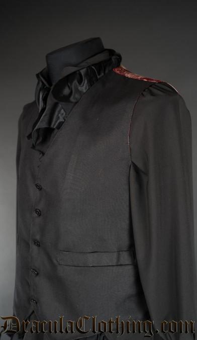 Crimson Vest