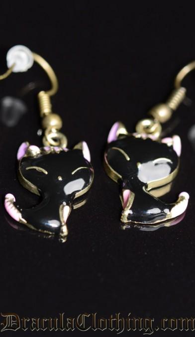Cute Cat Earrings