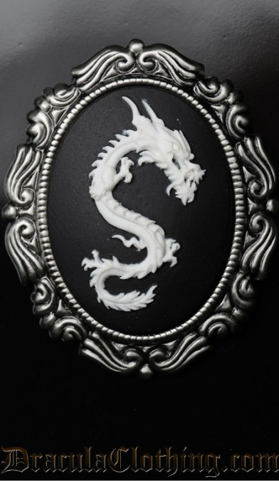 Dragon Brooch