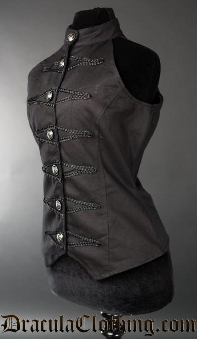 Female Military Vest