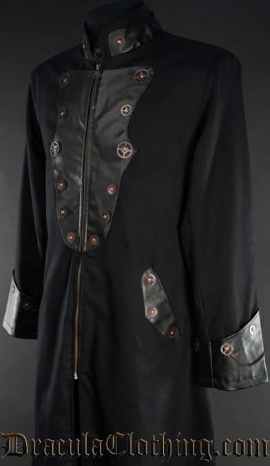 Gentleman Cogwheel Coat