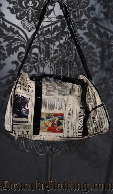 Newspaper Print Bag