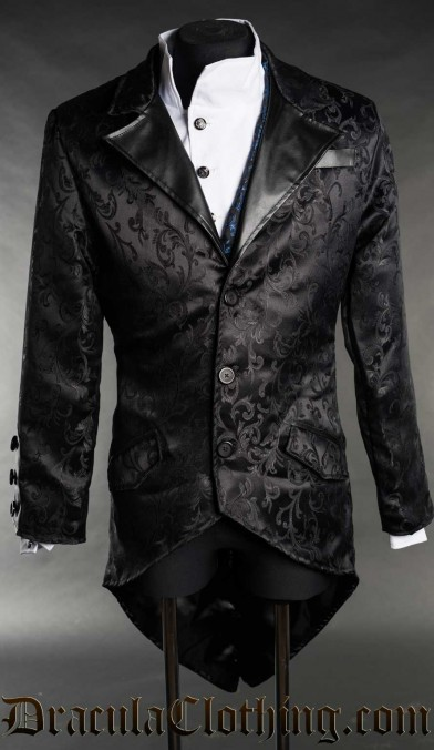 Onyx Tailcoat