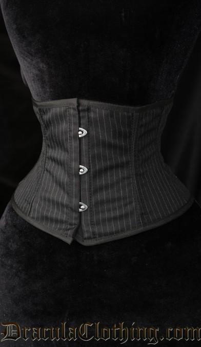 Pinstripe Waist Cincher