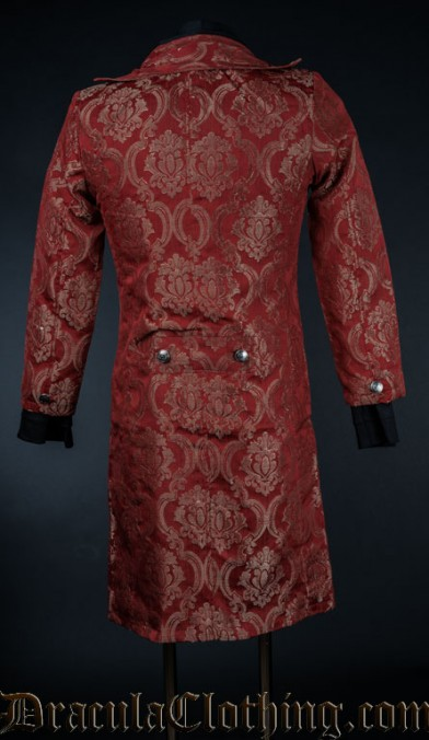 Red Royal Tailcoat