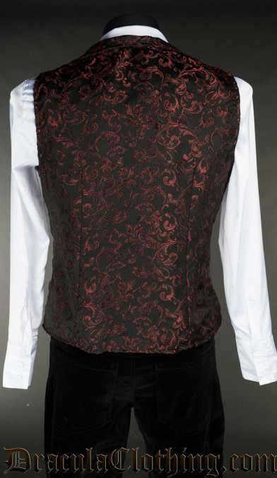 Ruby Double Buttoned Vest