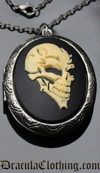 Skull Locket