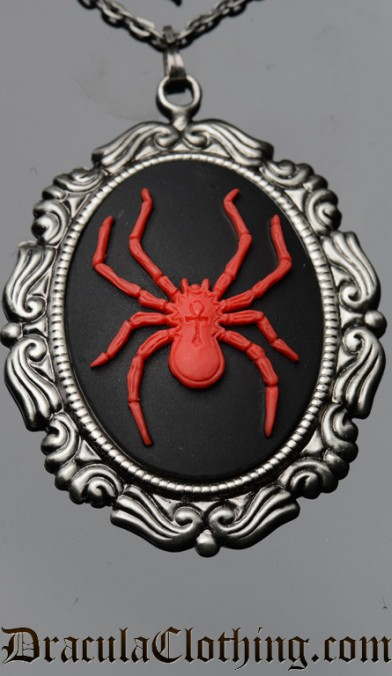 Red Spider Jewelry