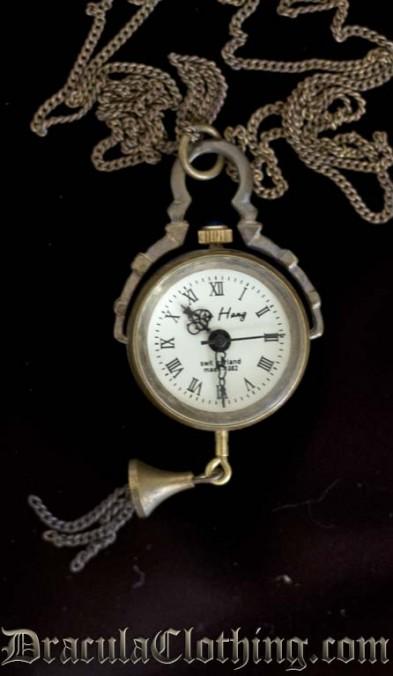 Steampunk Ship Clock