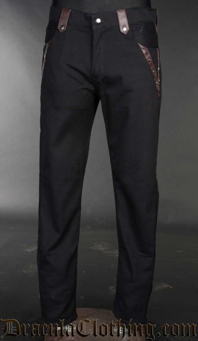 Steampunk Tesla Pants