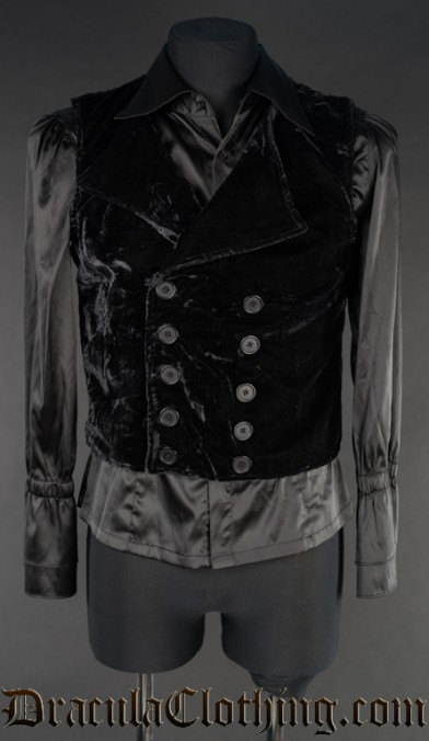 Velvet Aristocrat Vest