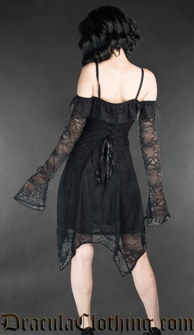 Dark Victorian Dress