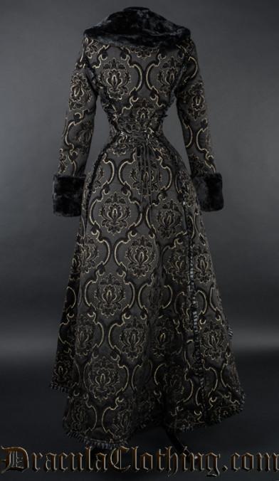 Royal Evil Princess Coat