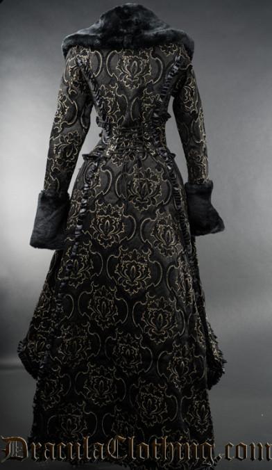 Royal Evil Queen Coat