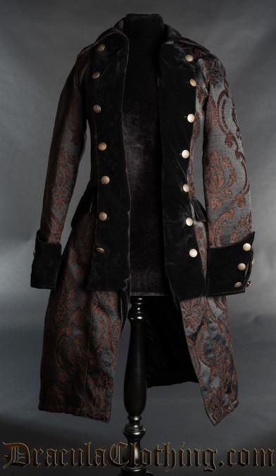 Steampunk Pirate Princess Coat