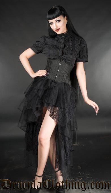 Steampunk Victorian Skirt