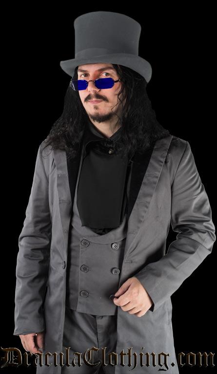 Grey Dracula Coat