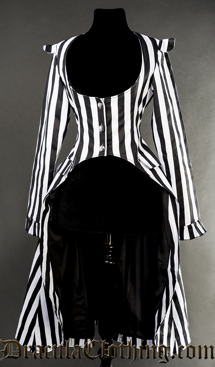Striped EGA Coat
