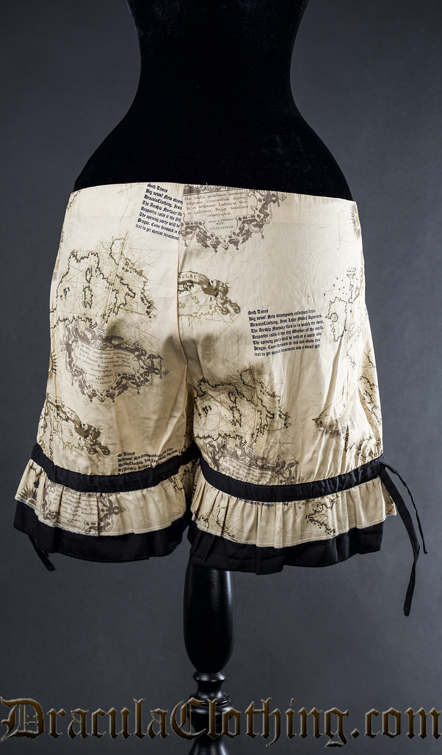 Map Bloomers