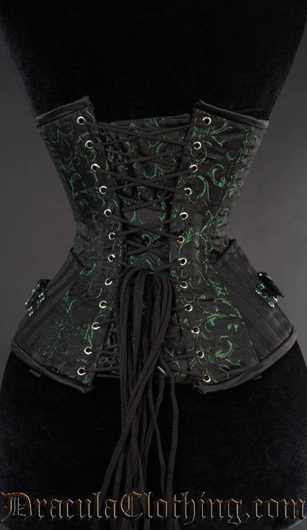 Emerald Assassin Corset