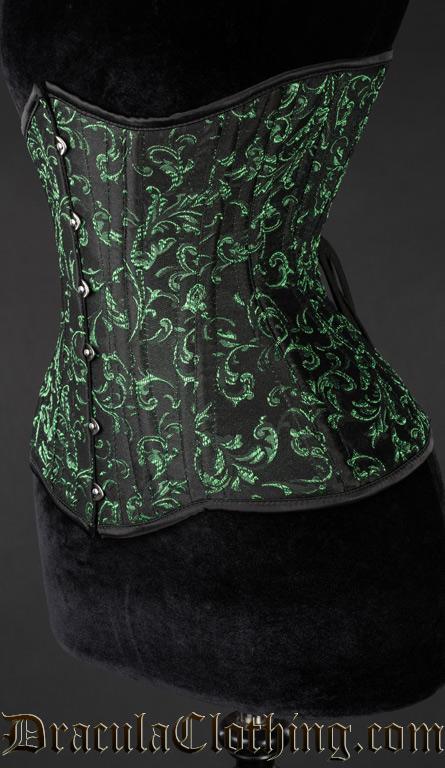 Emerald Extreme Waist Corset