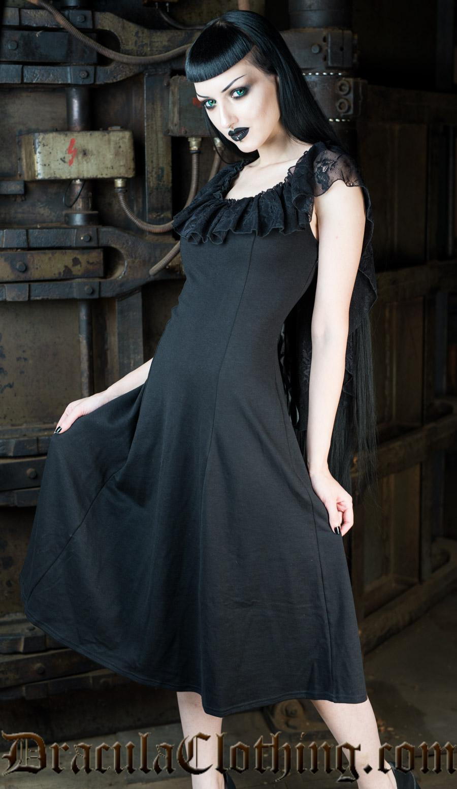 Frilly Dress