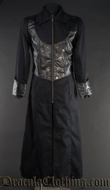 Gentlemen Airship Coat