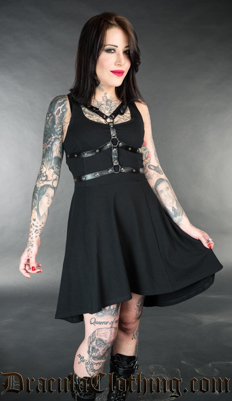 Harness Dress