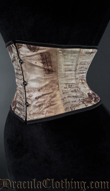 Leonardo Inventions Waist Cincher