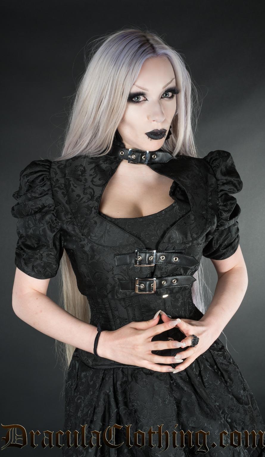 Onyx Bolero - Old Sizes