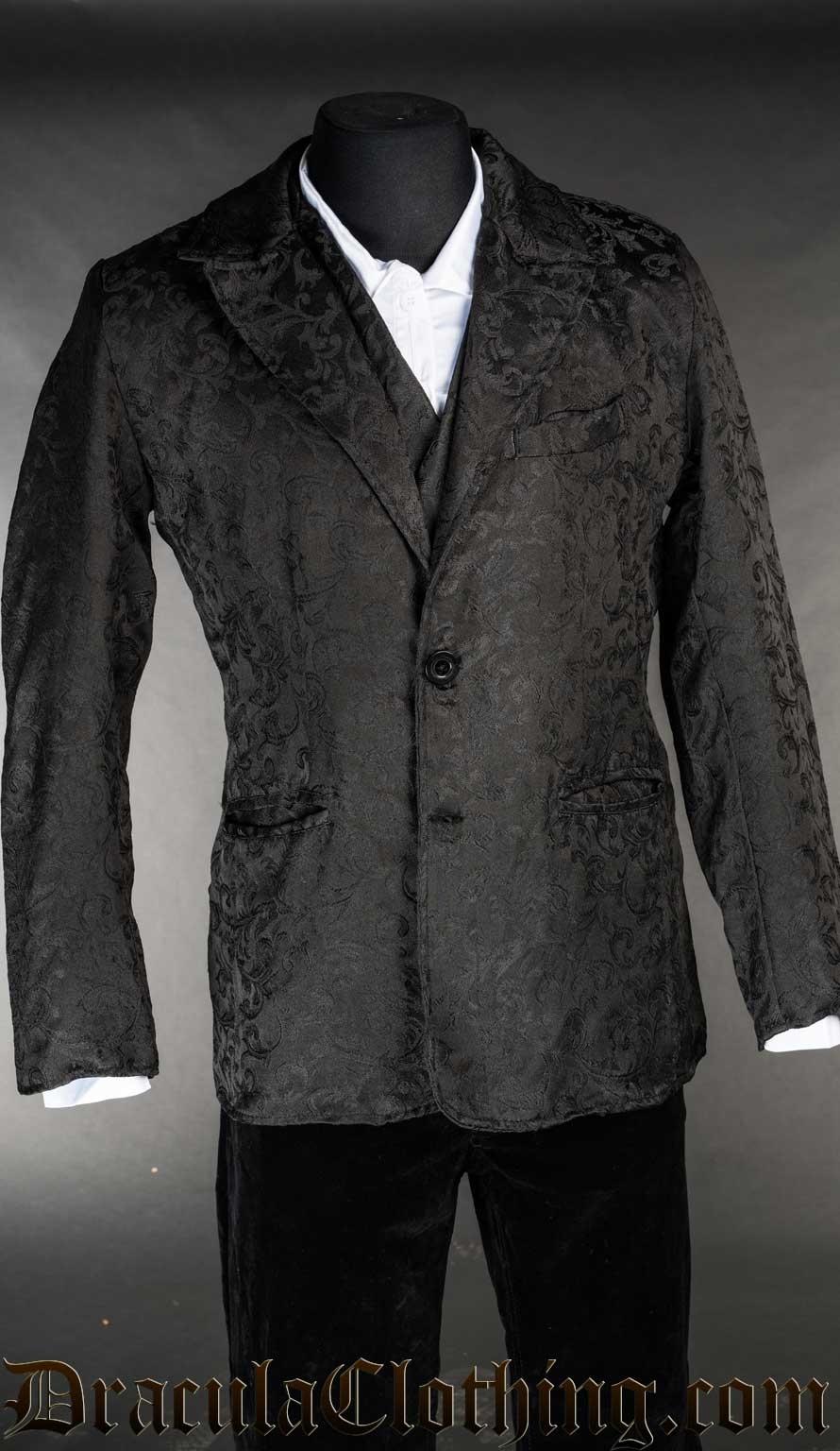 Onyx Suit Jacket