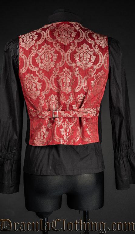 Red Royal Vest