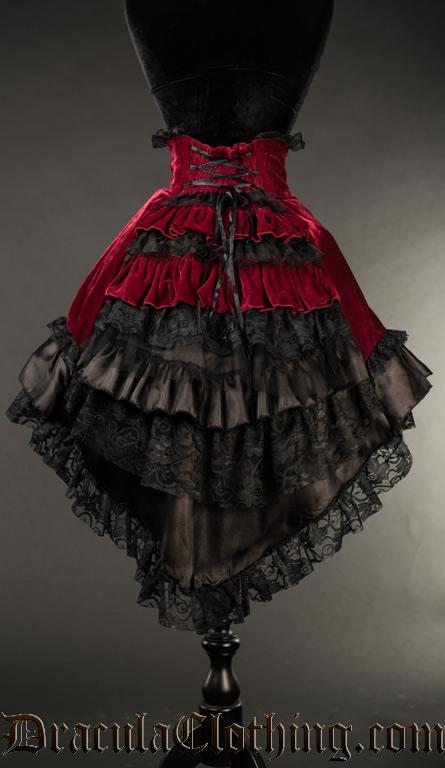 Red Velvet EGL Skirt