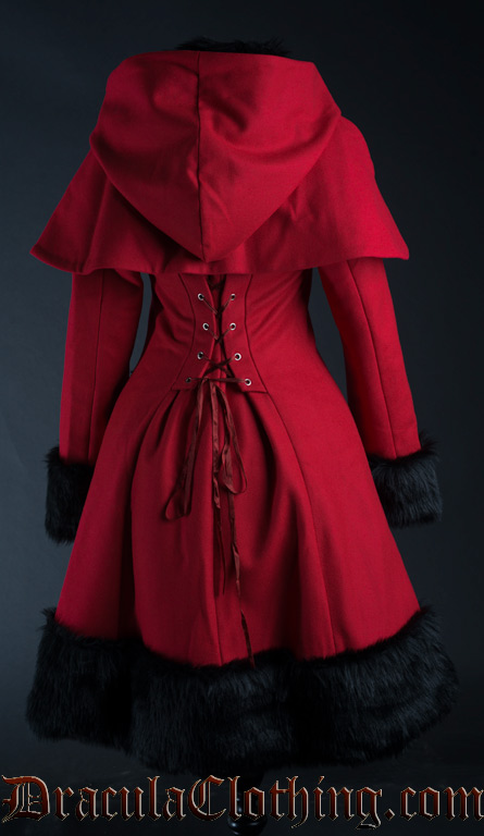 Reviews for Thick Red Winter Wool Coat