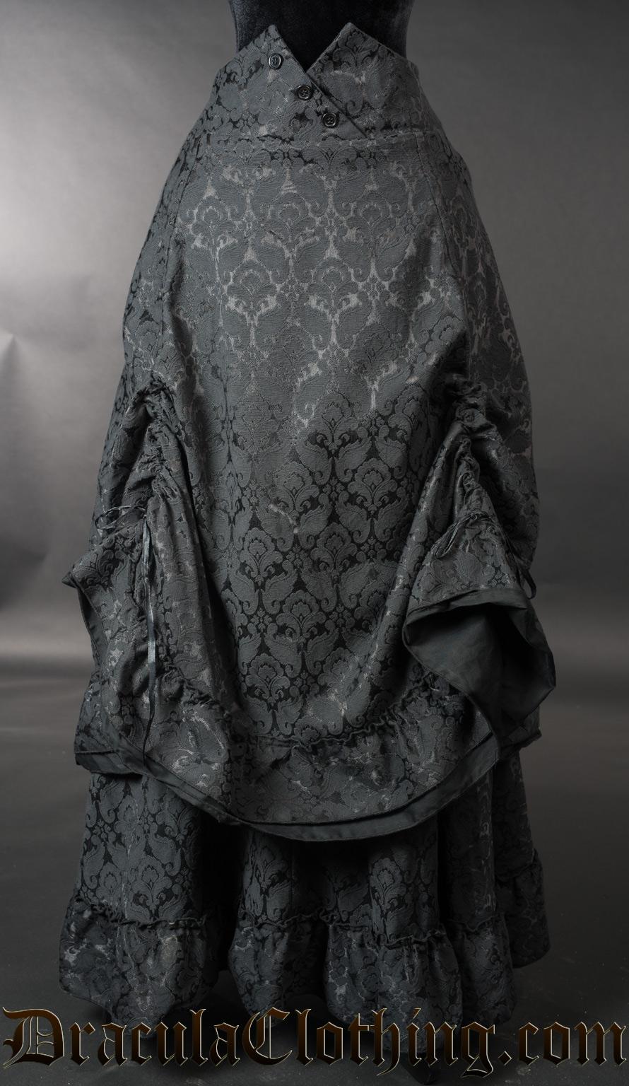 Romantic Bustle skirt