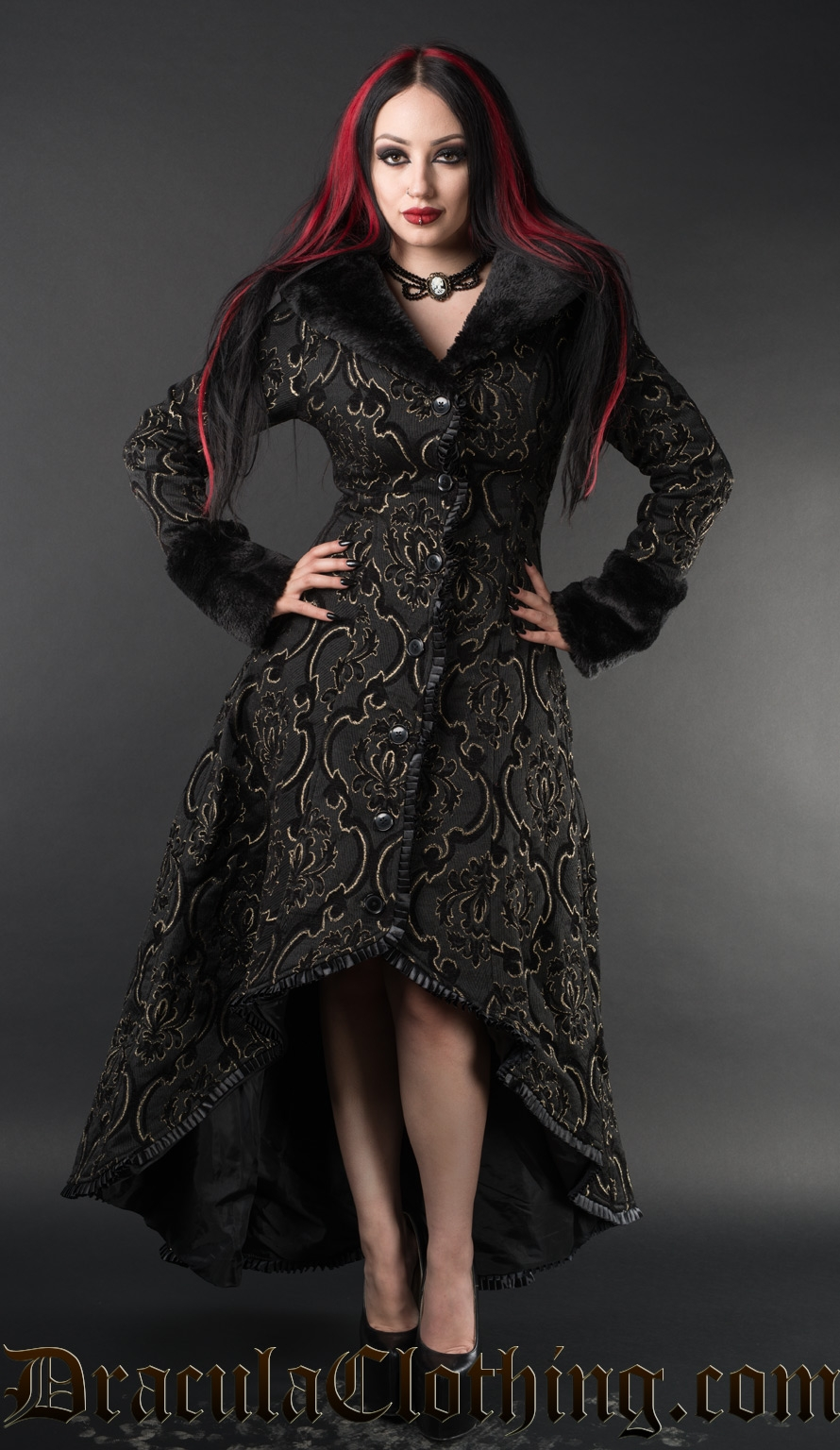 Royal Evil Princess Coat