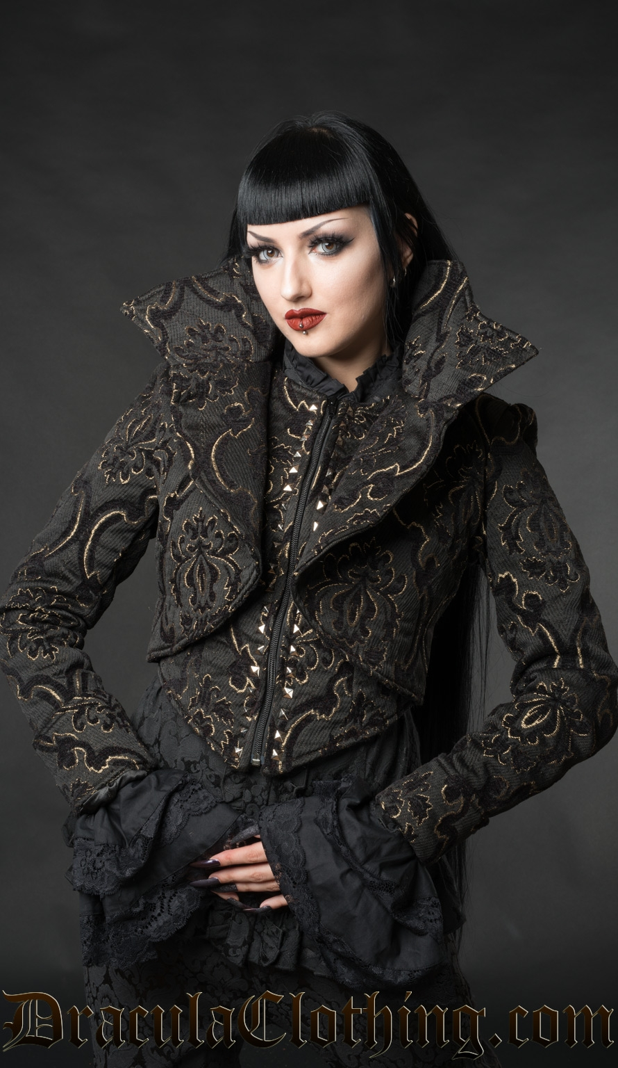 Royal Evil Queen Jacket