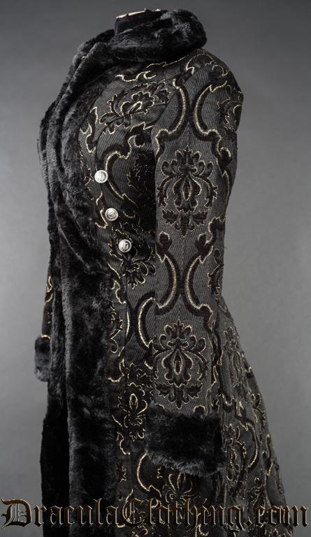 Royal Shieldmaiden Coat