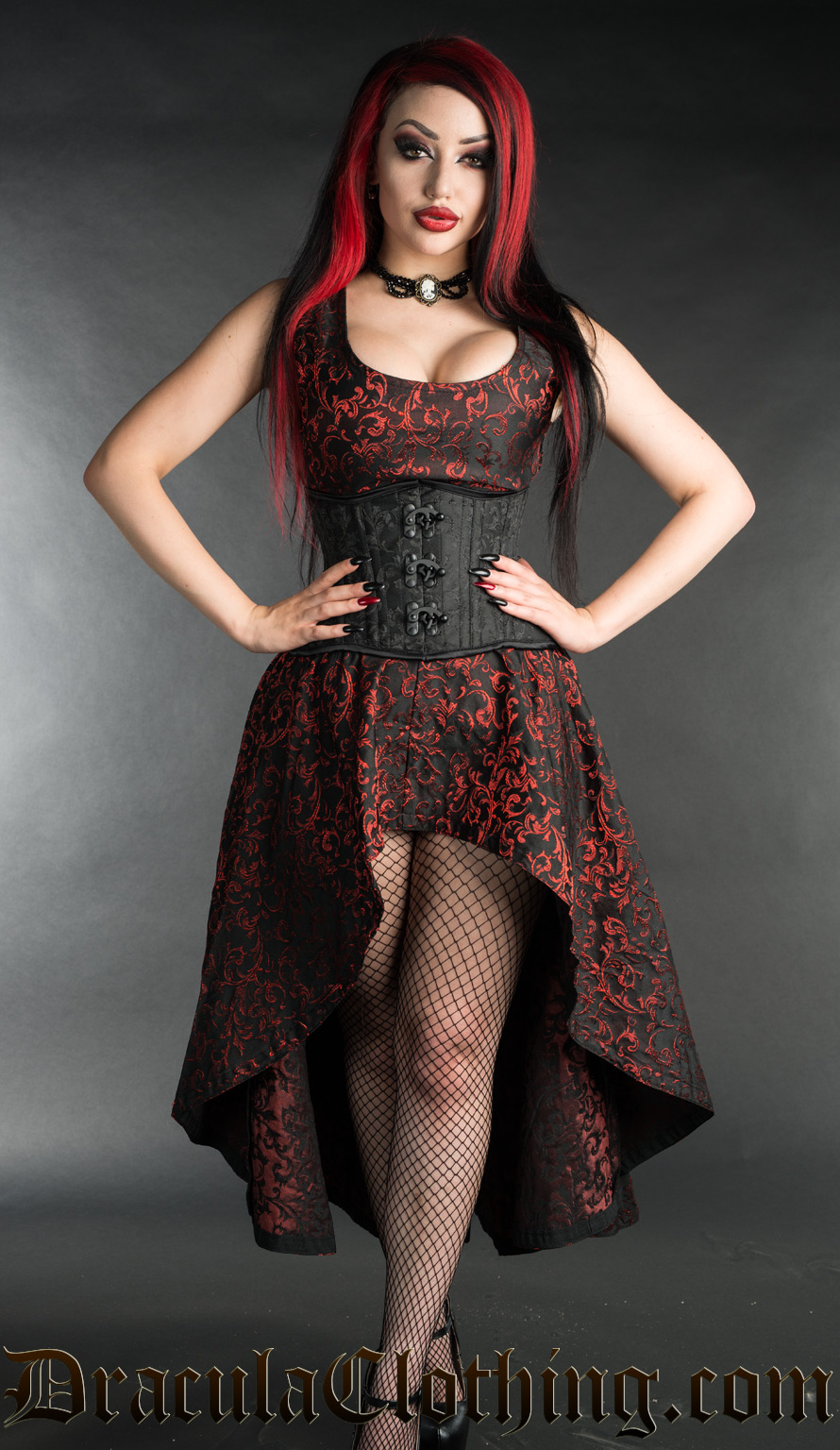 Ruby Succubus Dress