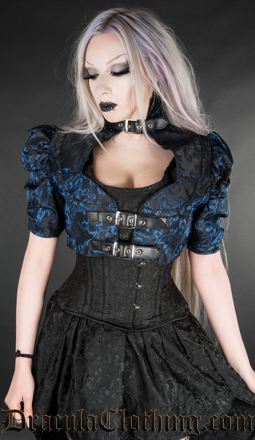 Sapphire Bolero - Old Sizes