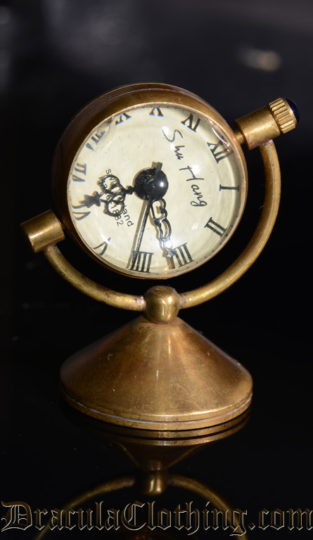 Small Steampunk Table Watch