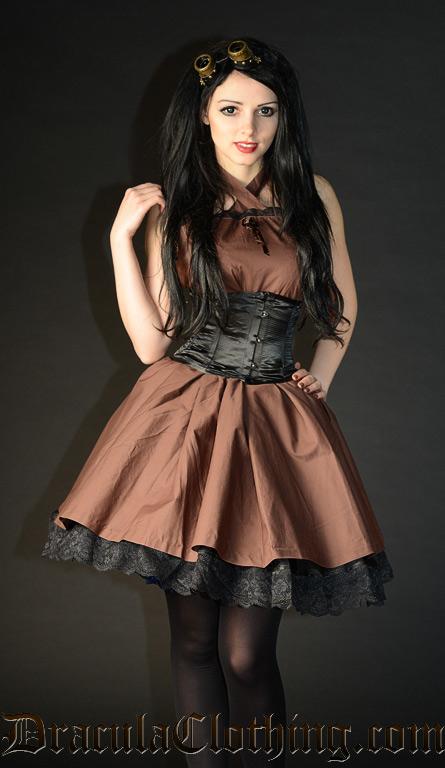 Steampunk Lolita Dress