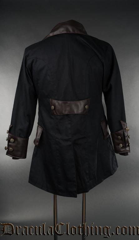 Steampunk Pirate Jacket