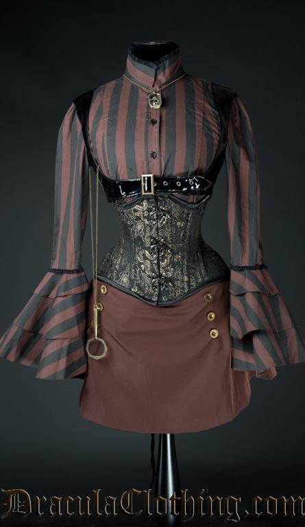 Steampunk Skirt edc7da9a293