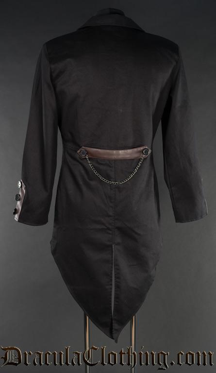 Steampunk Tailcoat