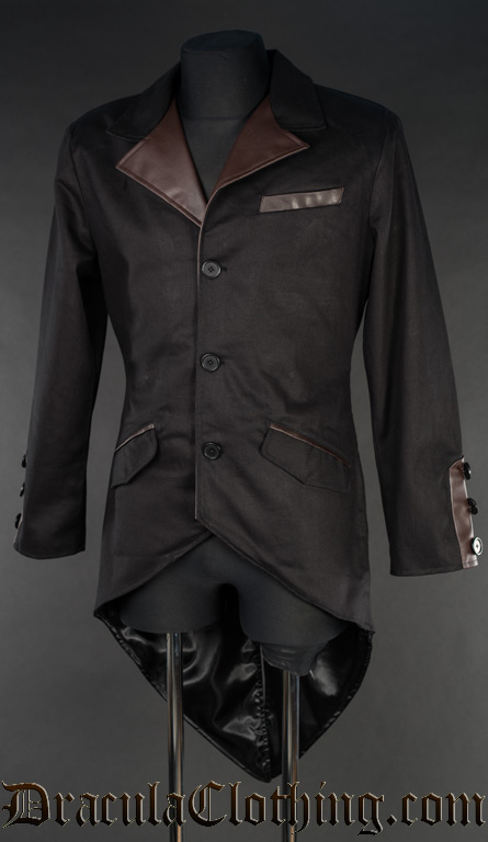 Steampunk Tailcoat