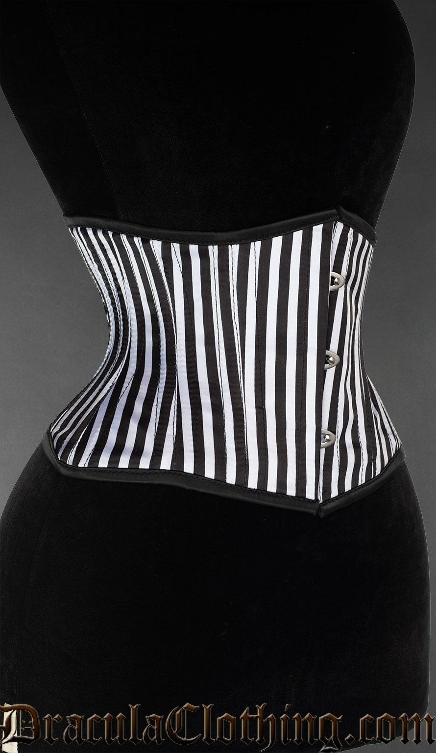 Striped Extreme Waist Cincher