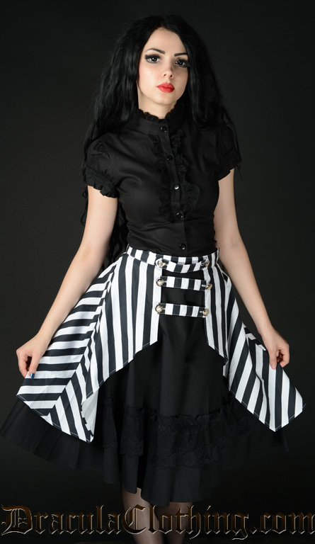 Striped Lucky Skirt
